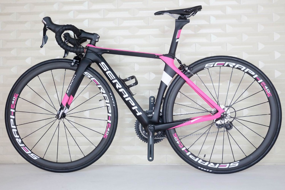 Finition de peinture complète vélo de route en carbone/22 vitesses vélo de route en carbone entier/prix usine vélo de route en carbone complet