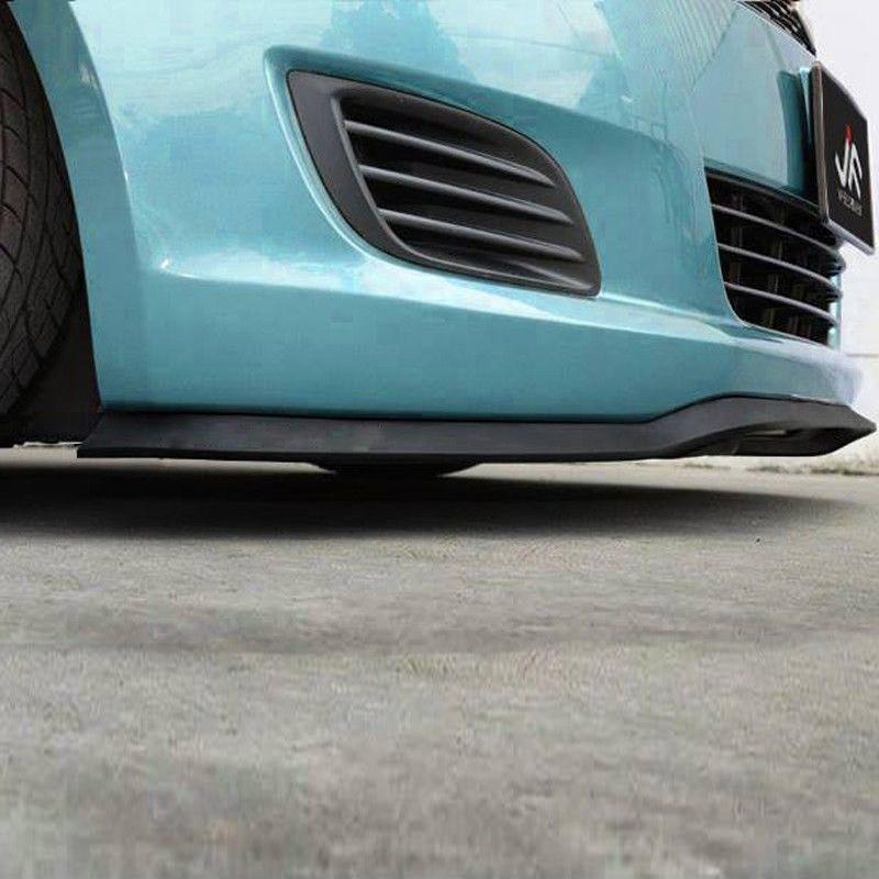 US $39 03 |Bumper Lip Deflector Lips For Nissan Skyline GT R GTR R30 R31  R32 R33 R34 V35 Front Spoiler Skirt For TopGear / Body / Kit Strip-in Front