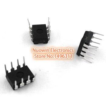 10PCS/LOT New NE555 NE555P NE555N 555 Timers DIP-8