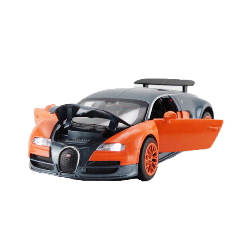 Shop Velocity Toys Diecast Bugatti Veyron Super Sport: New Mini Bugatti Veyron Alloy Diecast Car Model Pull Back