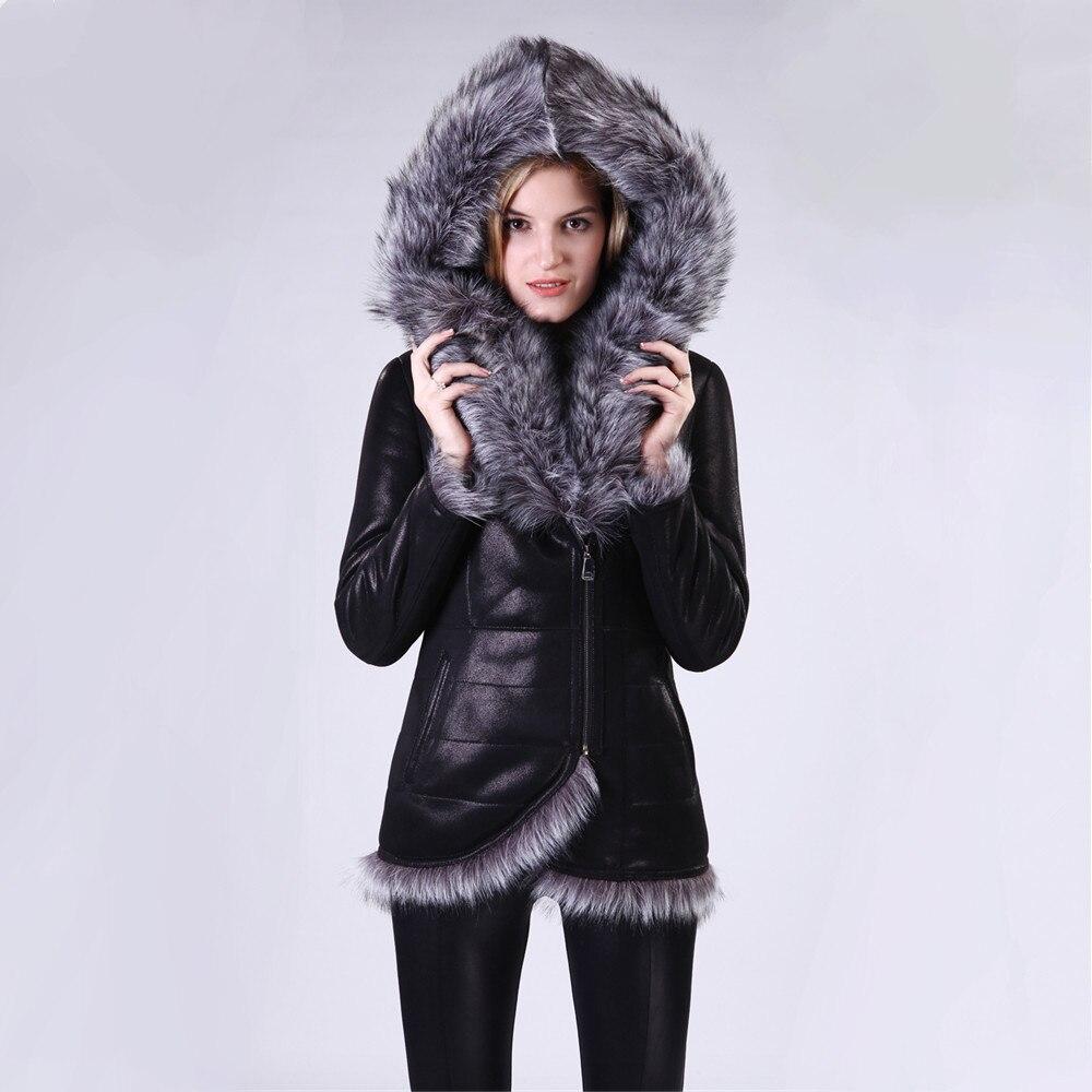 Dames Taille Hiver Manteau Qualité Conception Veste Fourrure De Femmes Fausse Transformateur Mode La Argent Haute Fourrures 7xl En 2017 Plus Manteaux D'hiver 18 w7qInzR