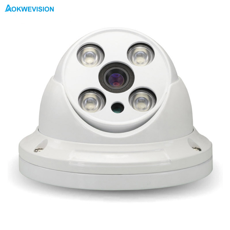 HD 1080P full metal AHD Camera 2MP CMOS Security Night Vision IR 35m CCTV vandal-proof AHD Camera For AHD DVR Free Shipping aokwe 1080p 2mp ahd camera megapixels 3 6mm lens vandal proof ir dome ahd camera cctv security camera