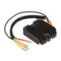 Ironwalls New Black Motorcycle Voltage Regulator Rectifier 12V For Suzuki GS 450 GS850GL GS 1000S GSX