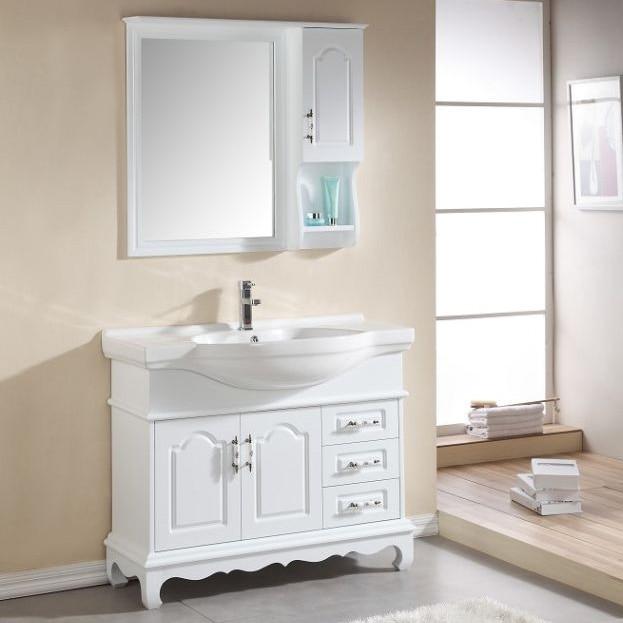 Hardwood Floor Kitchen Cabinet Combinations: Commodities Collar Antique Wood Floor Bathroom Cabinet