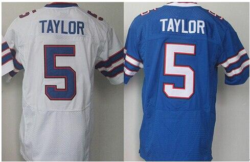 Tyrod Taylor Jersey