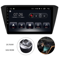 Android 7.1 Car Multimedia DVD Player For Skoda Superb 2015 2018 GPS Navigation System with Carplay Bluetooth Dual zone Navi