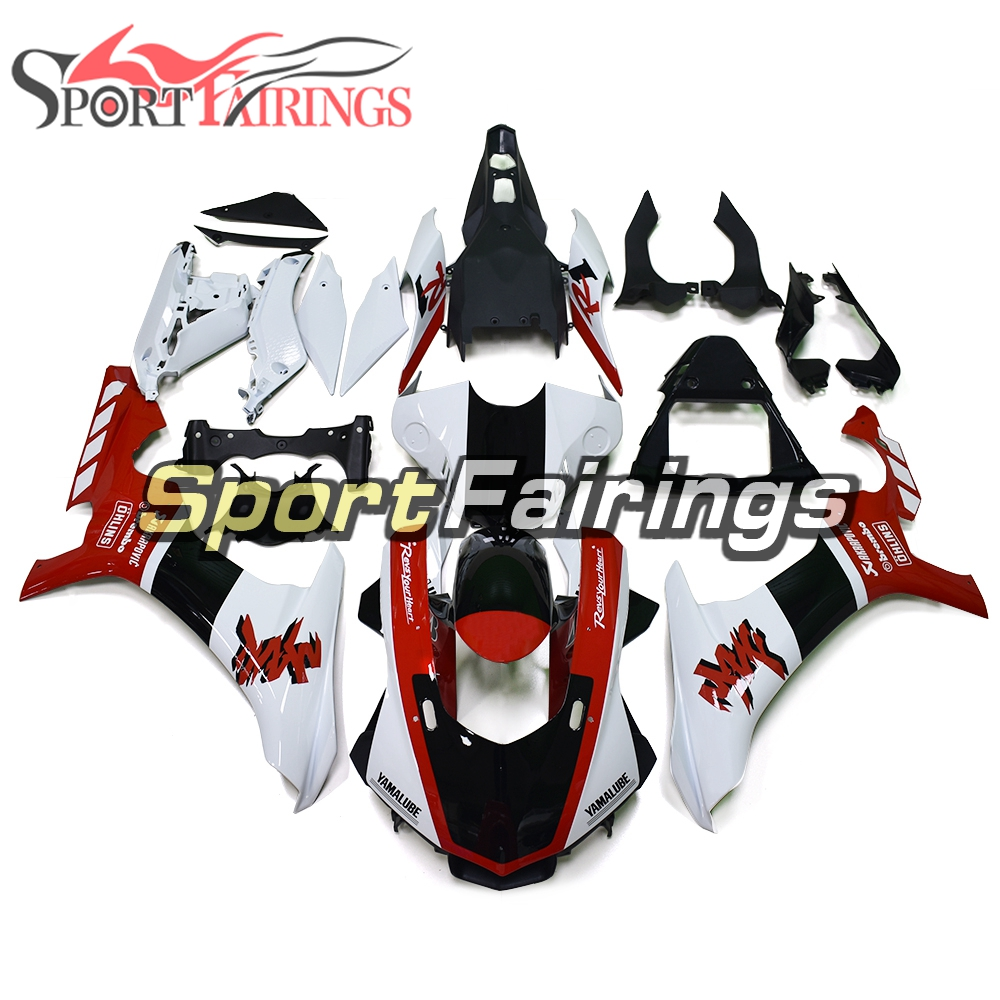 NEW 15 16 R1ABS Plastic Injection Full Fairings For Yamaha YZF1000 R1 2015 2016 15 Motorcycle