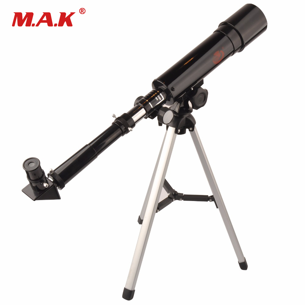 2 Color Monocular Astronomical Telescopes Spotting Scope Refractive Astronomical Telescope with Portable Tripod grus guide scope b212 90 mm ring each pair of two astronomical telescope guide scope ring system