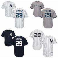 MLB Stitched New York Yankees Todd Frazier Derek Jeter Don Mattingly Gary Sanchez Aaron Judge Jorge