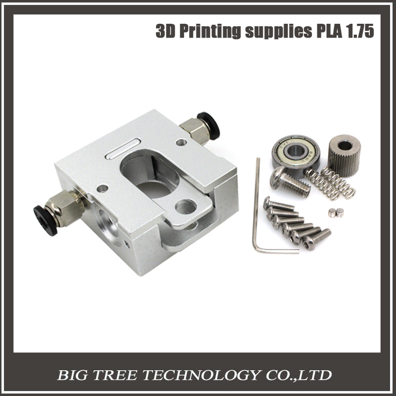 цена 3D printer accessories reprap bulldog extruder parts Remote Proximity full metal 3D J-head