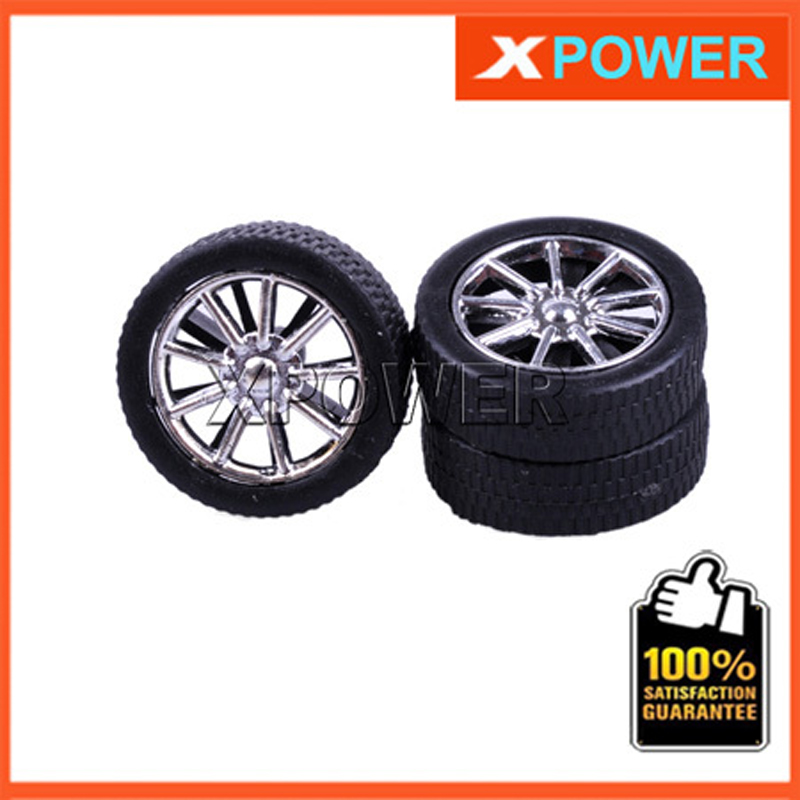 Free shipping 20pcs/lot Robot Wheel Tyre For Aperture 2mm Wheel Set Rubber Tires Tyre & Wheel Rim 30X2mm 45X2mm free shipping wholesale for rc car 4pcs lot no 2 1401 rubber wheel tire aperture 2 10mm toy wheel tyre 70x12mm