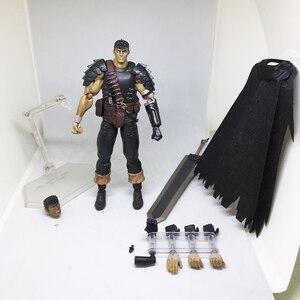 Image 3 - Berserk figma 359 espadachim preto figuras de ação brinquedos