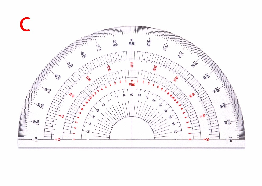 C Electrical templates Students' Physical electrical Drawing ruler Circuit design drawing board
