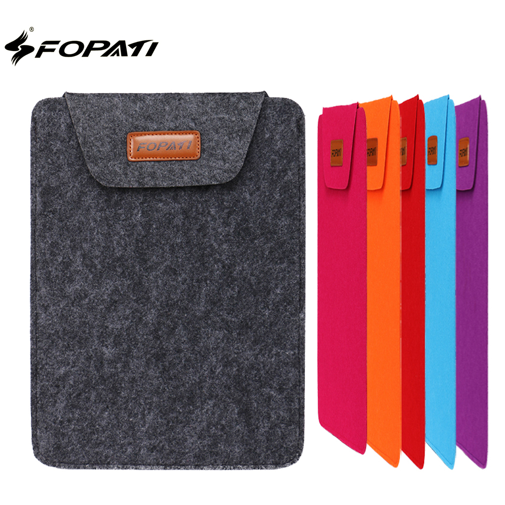 Tas Laptop Softcase Premium Soft Wool Felt Sleeve Case Notebook New Macbook Pro Air Retina 116 154 Inch Bag 156 14 13 12 Pouch For