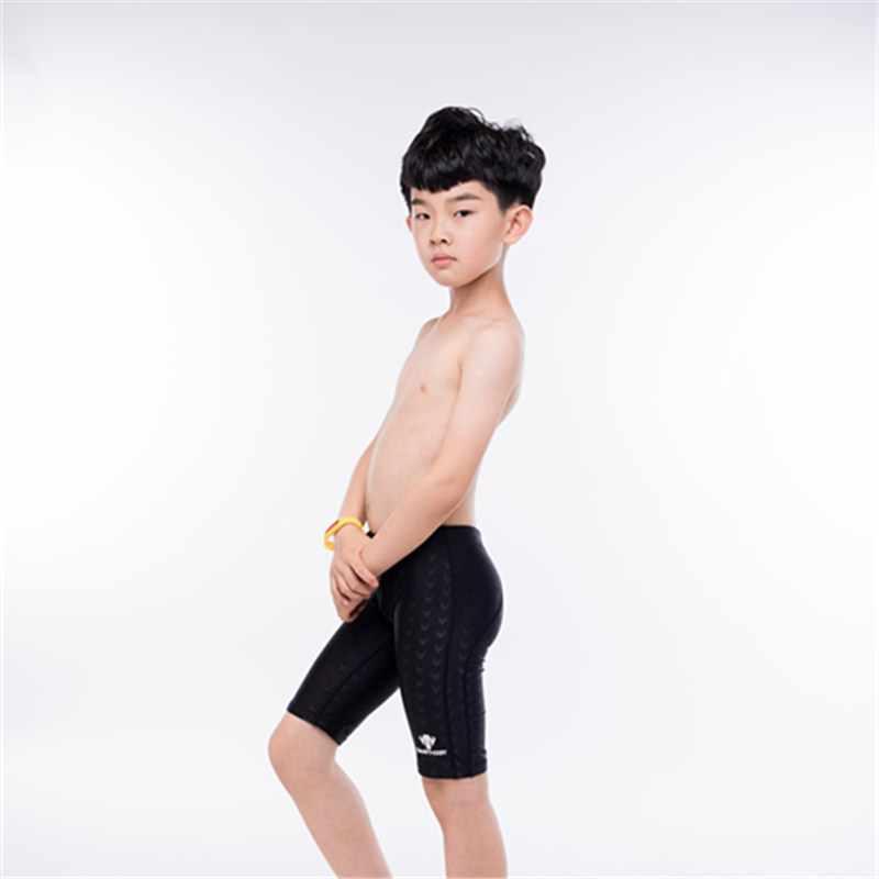 deee98d078 ... HXBY Professional Kids Swimwear Boys Swimsuit Swim Briefs Mens Swim  Wear Swimming Trunks Men Swimwear Shorts