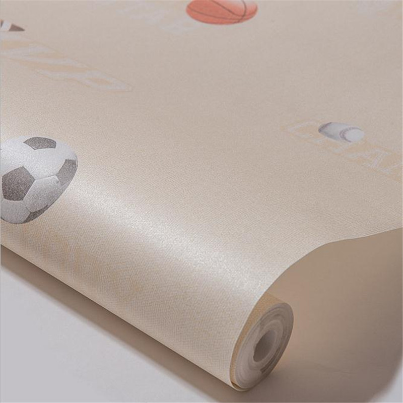 Boys Room Decor Wallpaper Roll Non Woven Wallpaper for Walls Modern Living Room Decor Girls Room Wall Covering Home Improvement shinehome sunflower bloom retro wallpaper for 3d rooms walls wallpapers for 3 d living room home wall paper murals mural roll