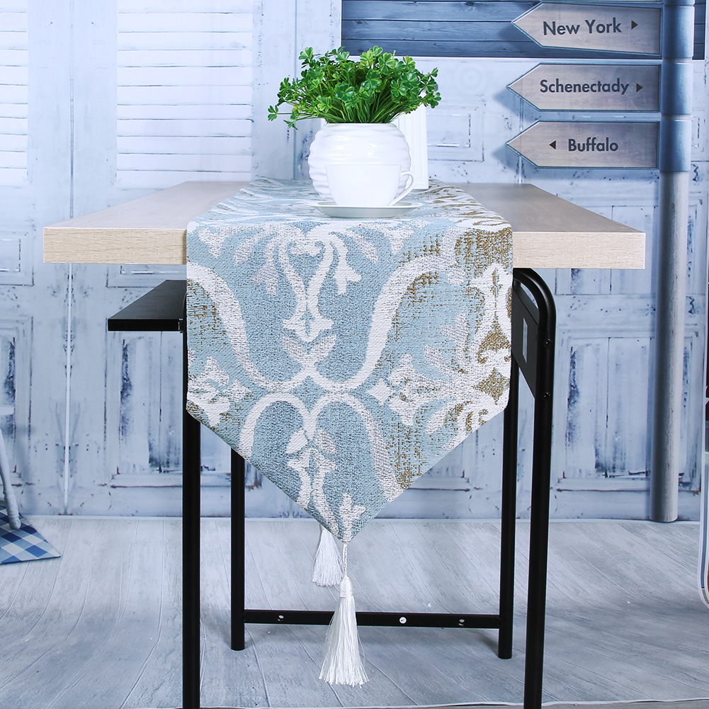 table tissu chemin de table fleur floral de mariage nappe partie de