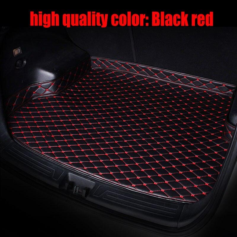 Custom make car Trunk mats for Infiniti EX QX50 EX25 EX35 EX37 Q50 G25 G35 G37 Q70 M25 M35 M37 Car styling Mercedes-Benz CLA-класс