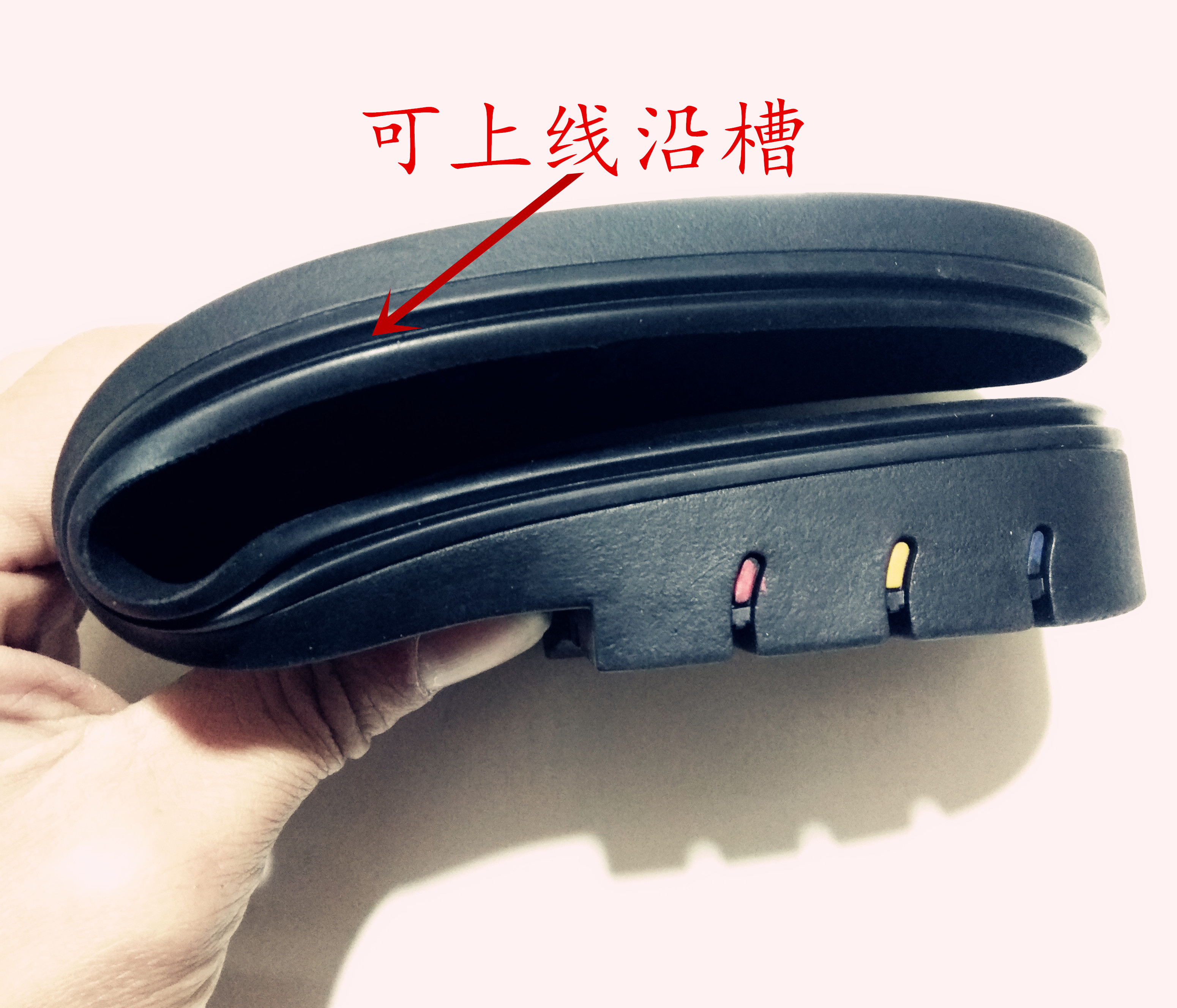 Image 2 - rubber straps, heels, leather shoes, big soles, leisure shoes, custom made leather shoes fittings and repair materialsInsoles   -
