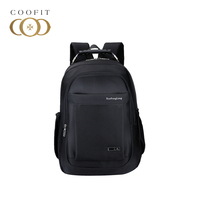 Coofit Durable Men S Business Laptop Backpack Casual Waterproof Large Capacity Nylon Backpack Travel Backpack Mochila