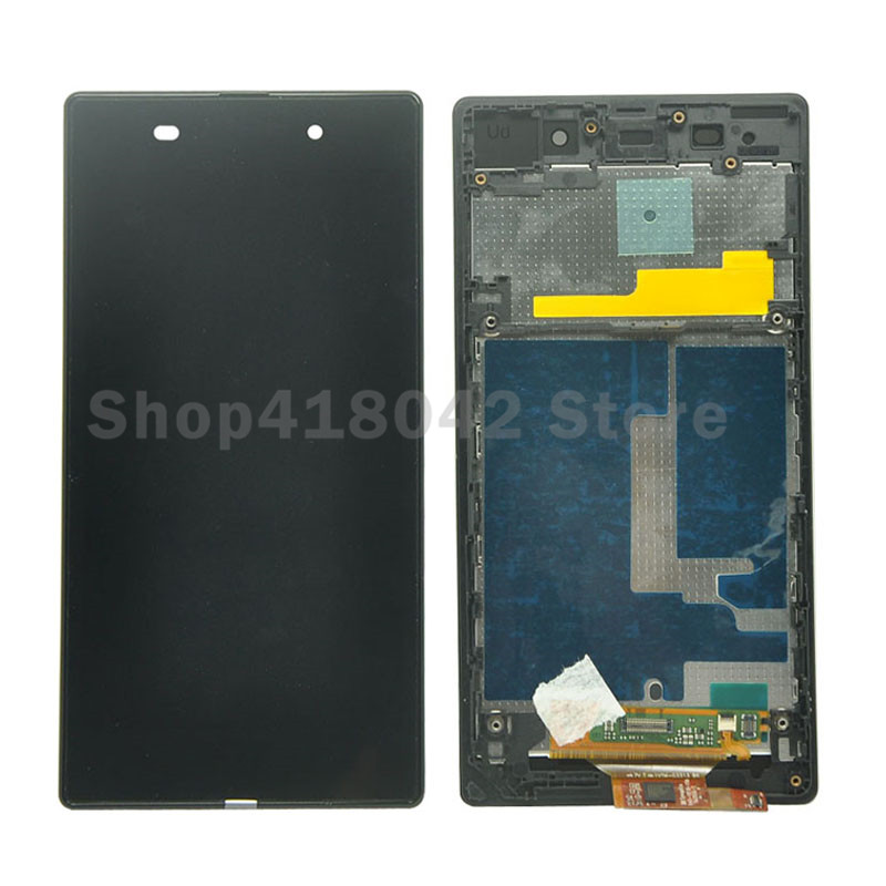 For Sony Xperia Z1 L39H L39 C6902 C6903 C6906 LCD Display Touch Screen Digitizer Assembly With