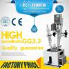 SF 2L Electronic Single Layer Glass Reaction Reactors With Digital Display With Heating Water Oil Bath