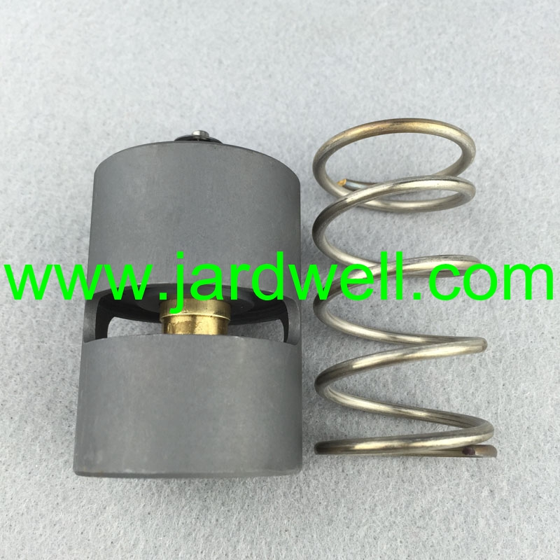 Thermal valve Outer Dia.*Height:45*61(mm) with opening temperature 60 degree centigrade ksd9700 250v 5a bimetal disc temperature switch normal open thermostat thermal protector 15 150 degree centigrade 40 60