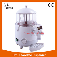 commercial kitchen appliance table counter top 5 liter hot drink chocolate coffee dispenser for berverage