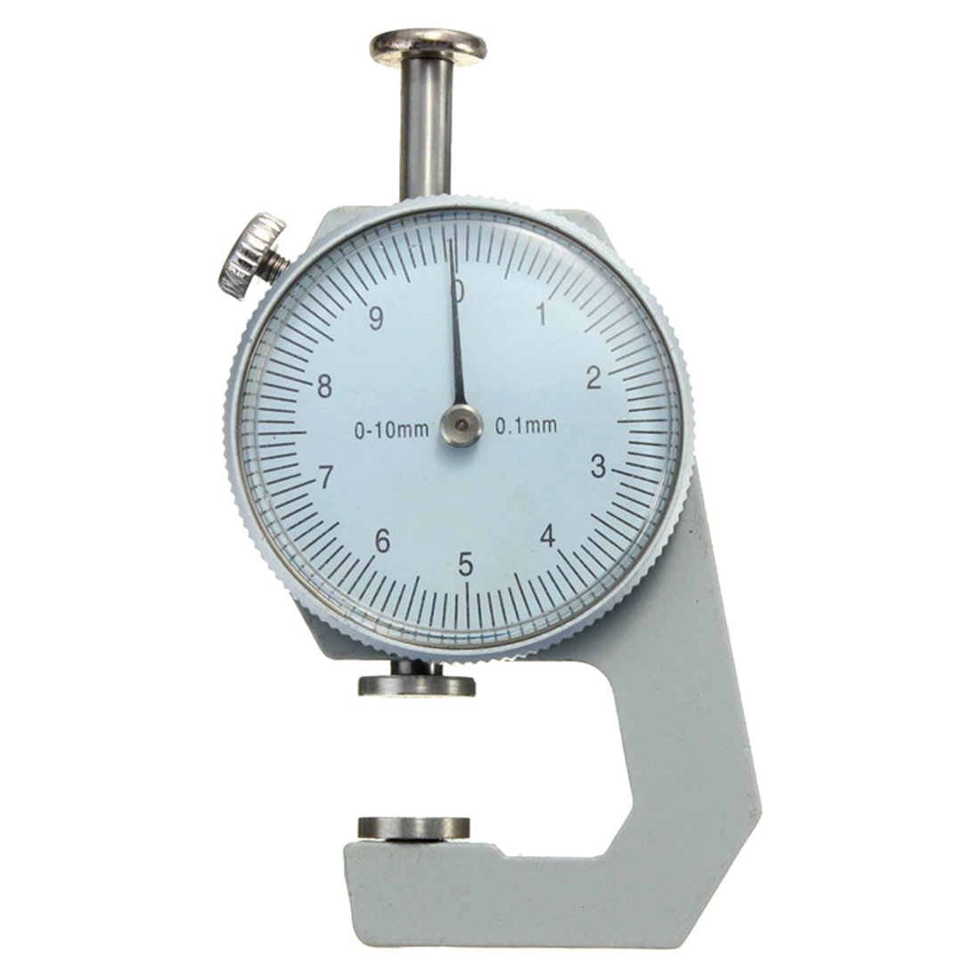 0-10mm calibro di spessore tester artigianale in pelle strumenti di artigianato in pelle precisione 0,1 mm