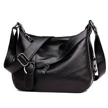 Genuine Leather Casual Bags for Women Crossbody Messenger Bags High Quality Designer Women Bag Shoulder Bag Cross Handbag