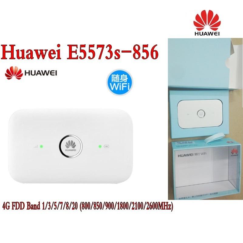 Unlocked huawei e5573s-856 4G LTE wireless router