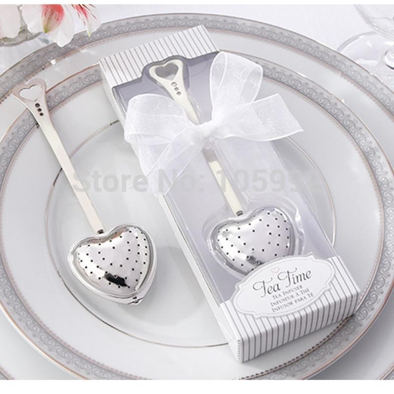 Stainless Steel Heart Shape Tea Infuser Tea Ball Novelty Tea Party
