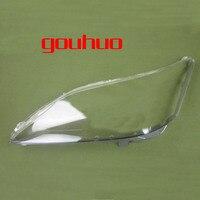 Для 09 11 Lexus ES240 ES350 фар крышка Гуд Крышка переднего абажур фары прозрачный абажур фар shell 2 шт.