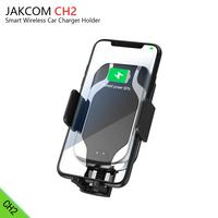 JAKCOM CH2 Smart Wireless Car Charger Holder Hot sale in Chargers as 26650 charger hoverbord oplader