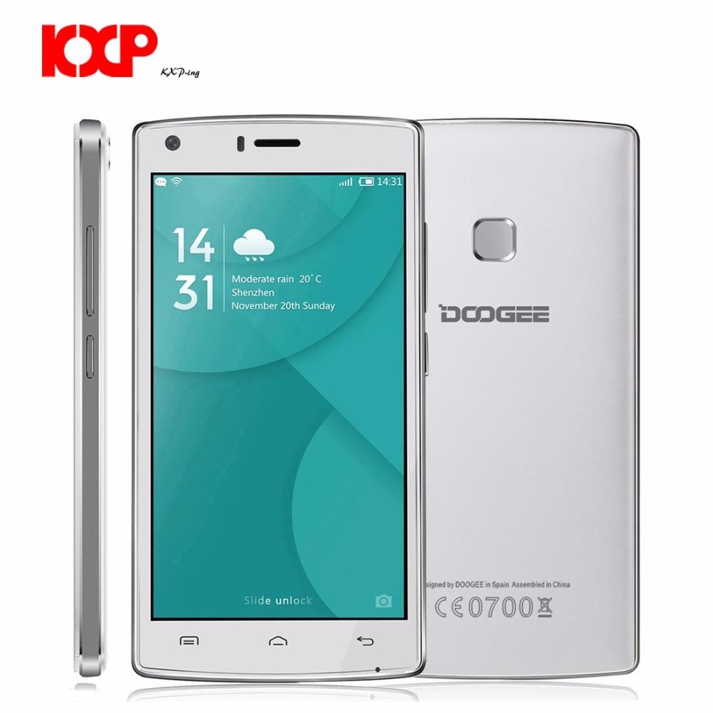 bilder für Doogee x5 max pro x5 max 5,0 zoll android 6.0 4g smartphone MTK6737 Quad Core HD Bildschirm 2 GB RAM 16 GB ROM Bluetooth 4,0 4000 mAh