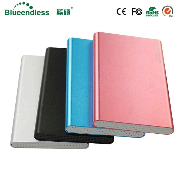 """Hdd external 2.5 """"bảo vệ sata trường hợp nhôm hard drive bao vây ổ cứng sata III usb 3.0 hdd box trường hợp đối với 2 TB đĩa cứng BU23S"""