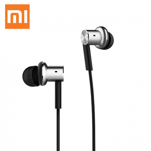 100% Original Xiaomi Piston 3 Hybrid / Pro HD Earphones With Remote & Mic For Phone MI4 5 Hongmi Note Retail box Top Quality