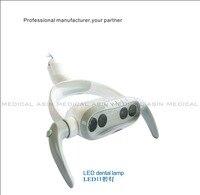Зубные светодиодный оральный свет светильник индукции для стоматологической