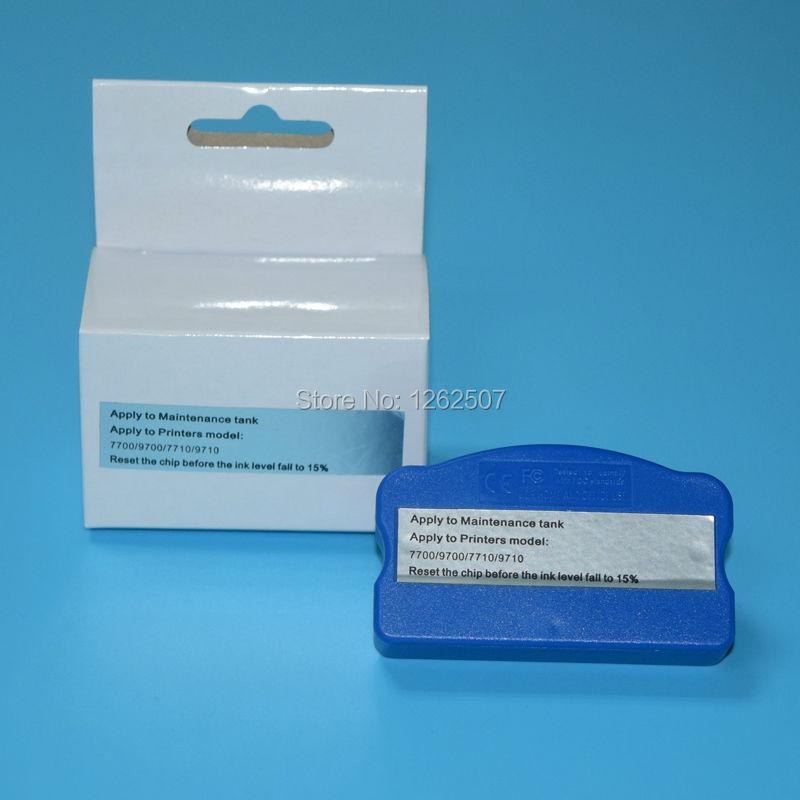 "Maintenance ink tank for Stylus Pro  7710 9710 7700 9700 /""Non-Epson/"""