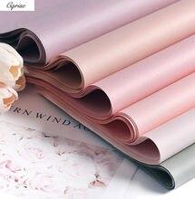 40 pièces Papier de Soie 70*50CM Artisanat Papier D'emballage Floral Papier Cadeau Emballage Papier Décoration de Fête Approvisionnement