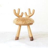 White Ash Wood Children Chair
