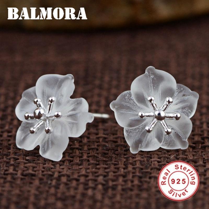 Boucles d'oreilles fleurs pour les ...
