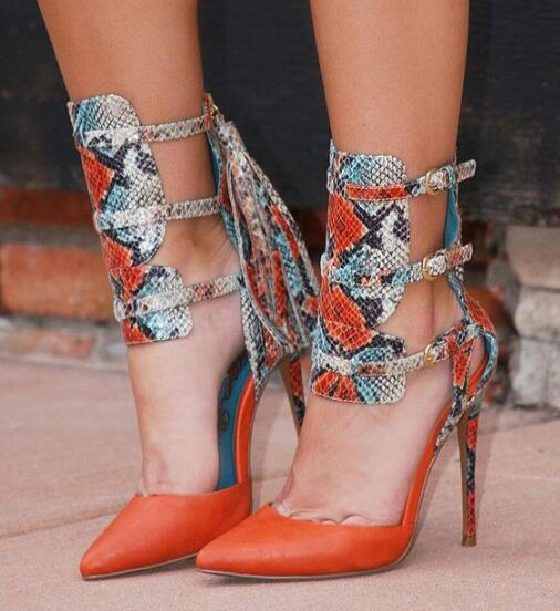 Chaussures Bout Pointu Picture out as Couleur Vente D'été Mixte Cut Cheville Bottes Gland Boucle Gladiateur Sangle Robe Picture Chaude Sandales Femme As wPkZTOXiu