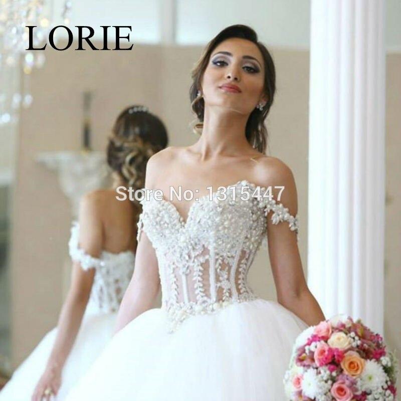 Popular Corset Wedding Dresses Buy Cheap Corset Wedding