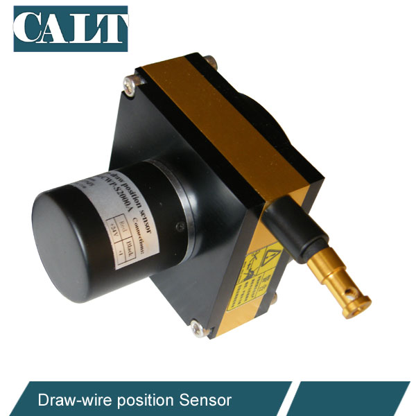 Incremental signal output CESI-S3000P, 3-metre journey from the distance gauge of the cable displacement sensorIncremental signal output CESI-S3000P, 3-metre journey from the distance gauge of the cable displacement sensor