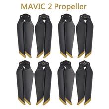 4 cặp MAVIC 2 PRO/ZOOM 8743F Tiếng Ồn Thấp Nhanh Phát Hành Cánh Quạt Blades cho DJI MAVIC 2 PRO/ ZOOM Bay Không Người Lái Phụ Kiện