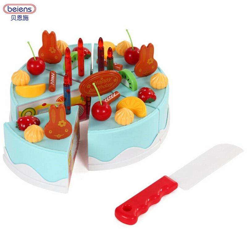 37 teile/satz Küche Spielzeug Classic Toys Pretend Play Rosa Blau ...