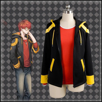 Anime Mystic Messenger coat Cosplay Costume custom made