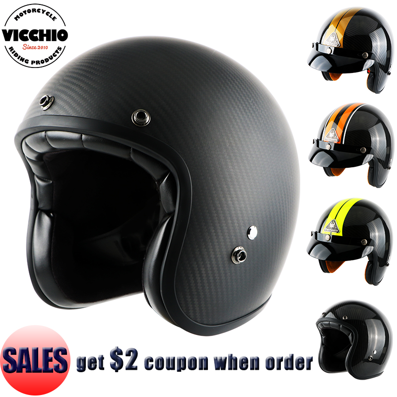 carbon fiber helmets motorcycle open face helmet motorbike motocross helmet retro vespa vintage. Black Bedroom Furniture Sets. Home Design Ideas