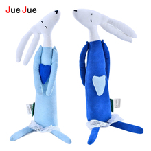 JueJue New Baby Rabbit Plush Toys Soft Peter Rabbit Stuffed Animals Rabbit Kids Dolls Toys for Children Soft Cartoon Peluche Toy
